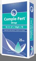 Comple-Fert Drop 18 - 9 - 27 + 1MgO (Νέο)