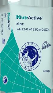 NutrActive zinc